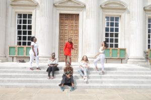 Black Women of Cambridge